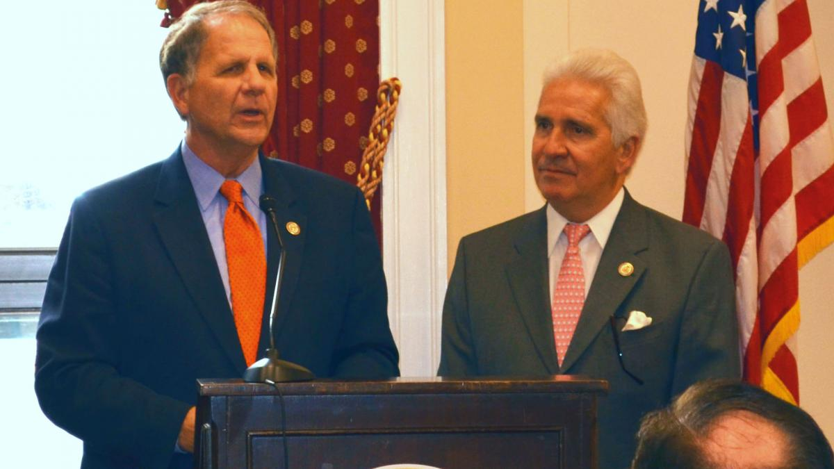 Rep. Costa and Rep. Poe: Co-chairs of Congressional Victims Rights Caucus