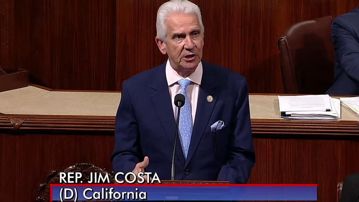 Congressman Costa to House: We must work on real bipartisan immigration reform