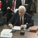 Congressman Costa Testifies on His Commonsense Policy Protecting Farmers