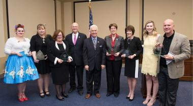 Reps Costa and Poe Honor Victims Advocates at 2018 Congressional Victims' Rights Caucus Awards