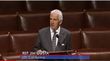 Costa Advances Legislation to Improve Water Reliability and Flood Protection