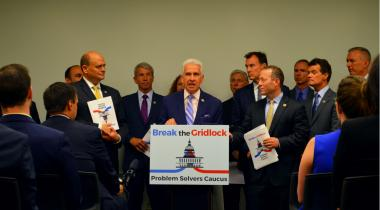 "Rep Costa. and Problem Solvers Announcing Proposal to ""Break the Gridlock"""