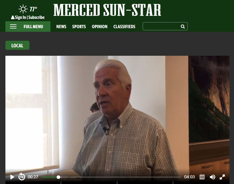 Rep. Costa Speaks with Merced Sun-Star About Senate Healthcare Bill