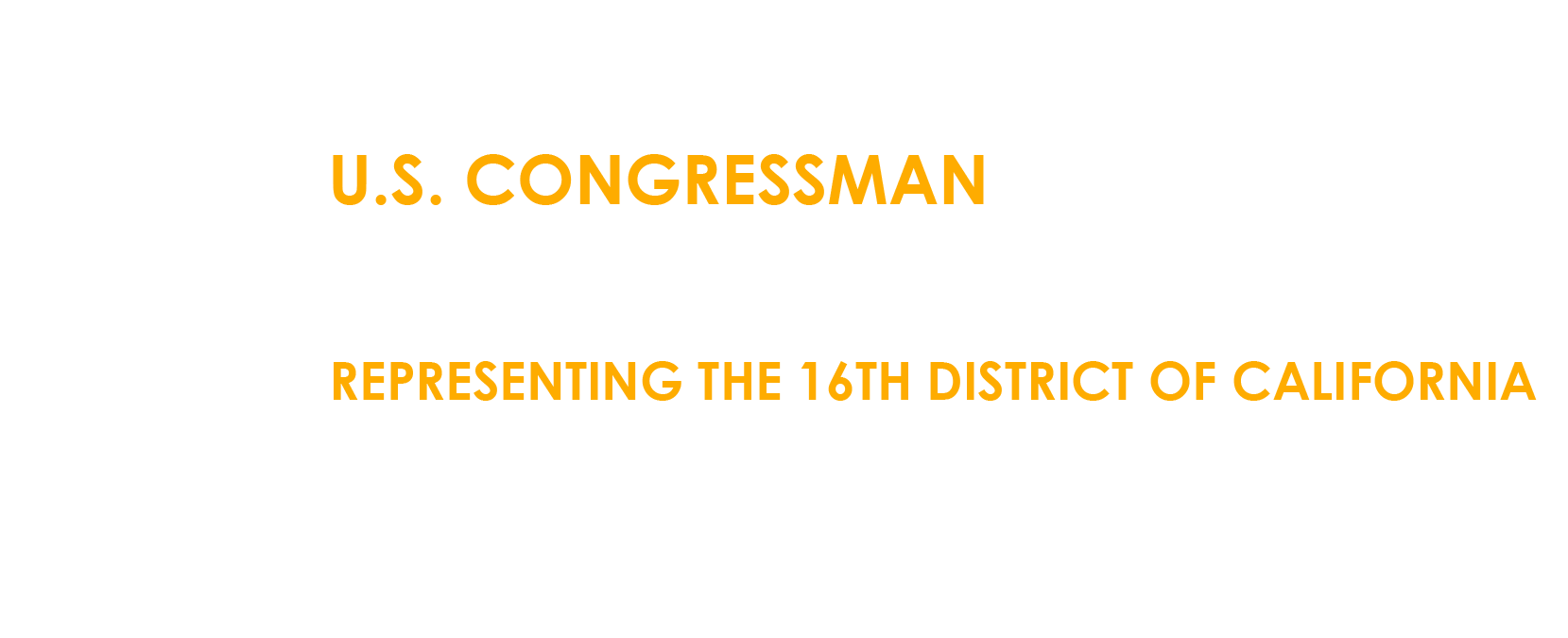 Fighting for Water | Congressman Jim Costa
